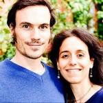 Benedetta e Marc Yoga tour IODonna