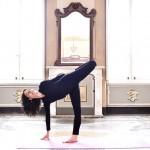 Foto per IoDonna allo Yoga tour 2015