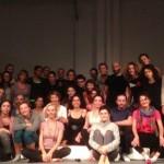 Foto per lo Yoga Festival Milano 2014