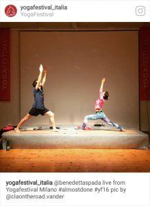 Eventi yoga milano