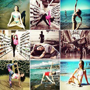 Benedetta spada yoga