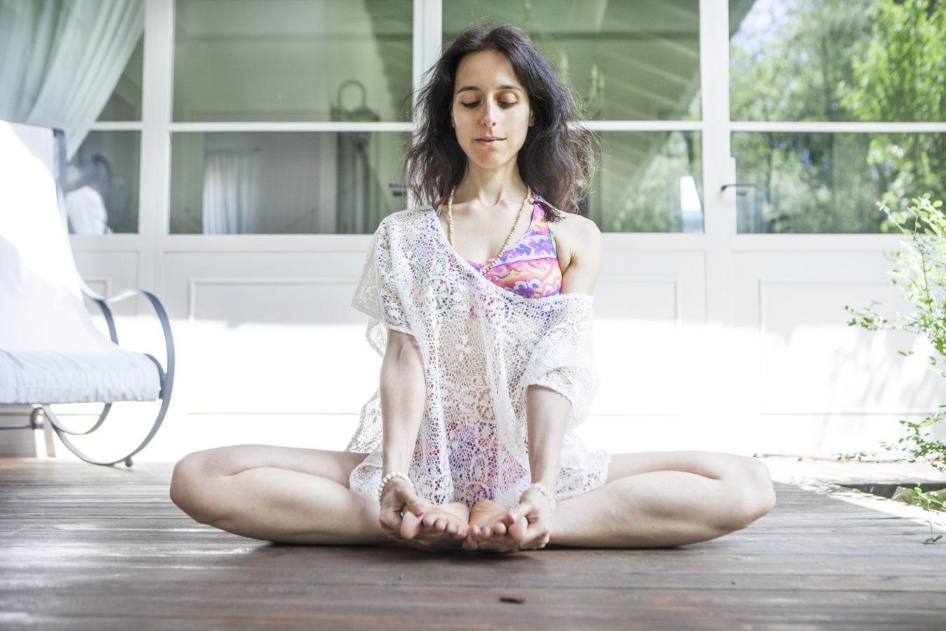 Yoga benedetta spada