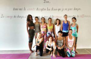 Benedetta spada Yoga wear